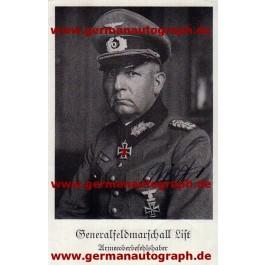 Wilhelm List