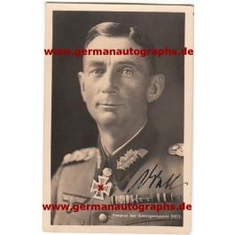 Eduard Dietl - Generaloberst -