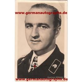 Fritz Fessmann - Panzer-