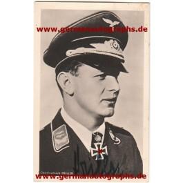 Josef Priller - Schwerterträger der Luftwaffe