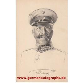 Hermann von Francois - General -