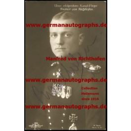 Manfred von Richtofen