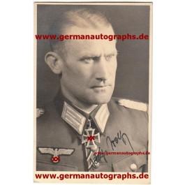 Adolf Wolf - Oberstleutnant